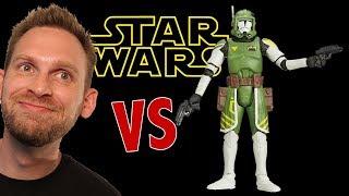 Star Wars Clone Commander Doom Figure Unboxing