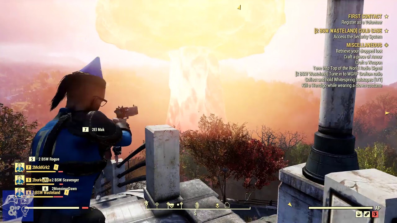 Fallout 76's Massive Patches Are Bumping Up Against Internet Data