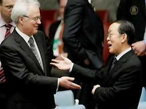China's Involvement in Iran Nuclear Crisis