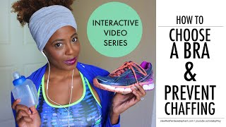 Finding A Good Bra & Preventing Chafing | Fitness