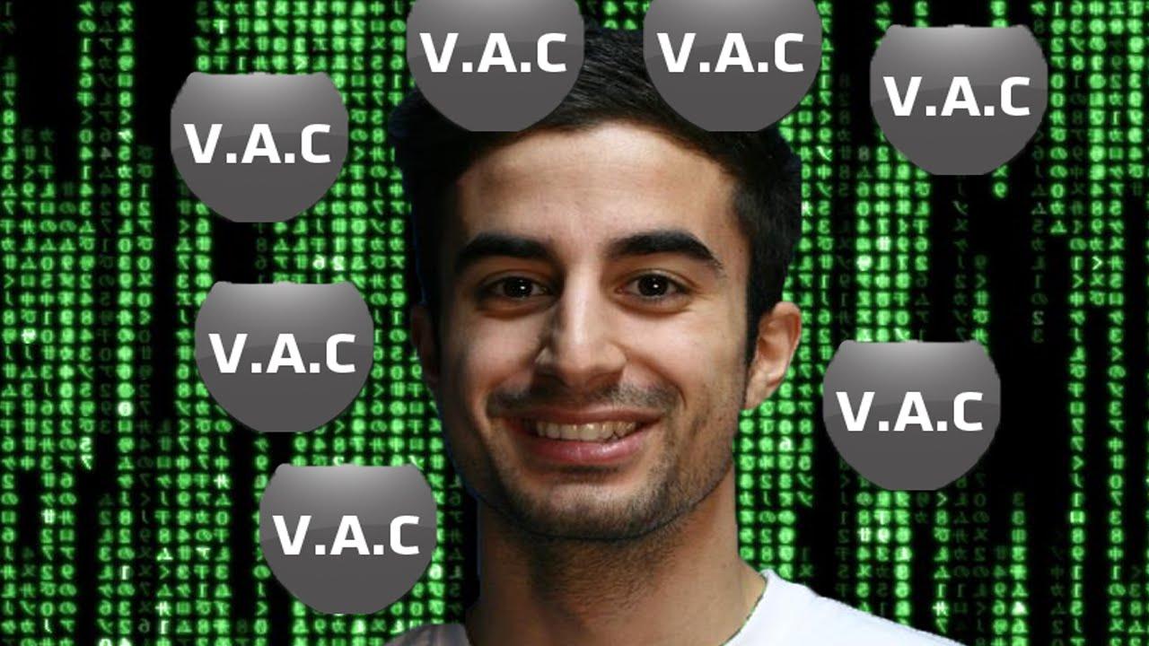Emilio Gets Vac Banned