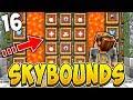 MY BEST STORAGE AREA YET! | SKYBOUNDS S2 #16 (Minecraft Skyblock)