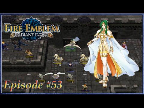 Fire Emblem: Radiant Dawn - Fort Alpea Defence - Episode 53