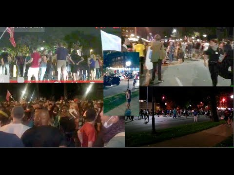 Multi-Angle Coverage 09/16/17 - Washington Rally MOAR - St. Louis Protests - Stockley