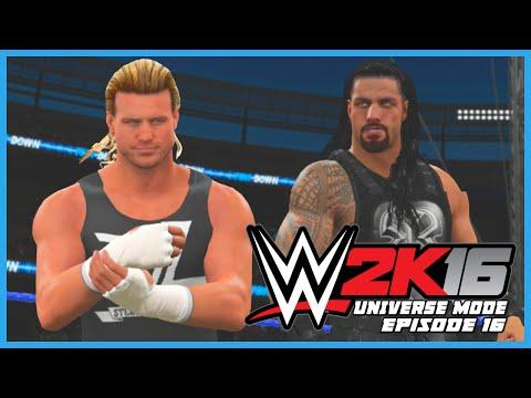WWE 2K16 | Universe Mode - 'FRACTURED FAN FAVOURITES!' | #16
