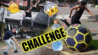 EL RETO DE LA BOTELLA (VERSION EXTREMA) / WATER Bottle Flip CHALLENGE