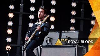 Royal Blood - I Only Lie When I Love You (Glastonbury 2017)