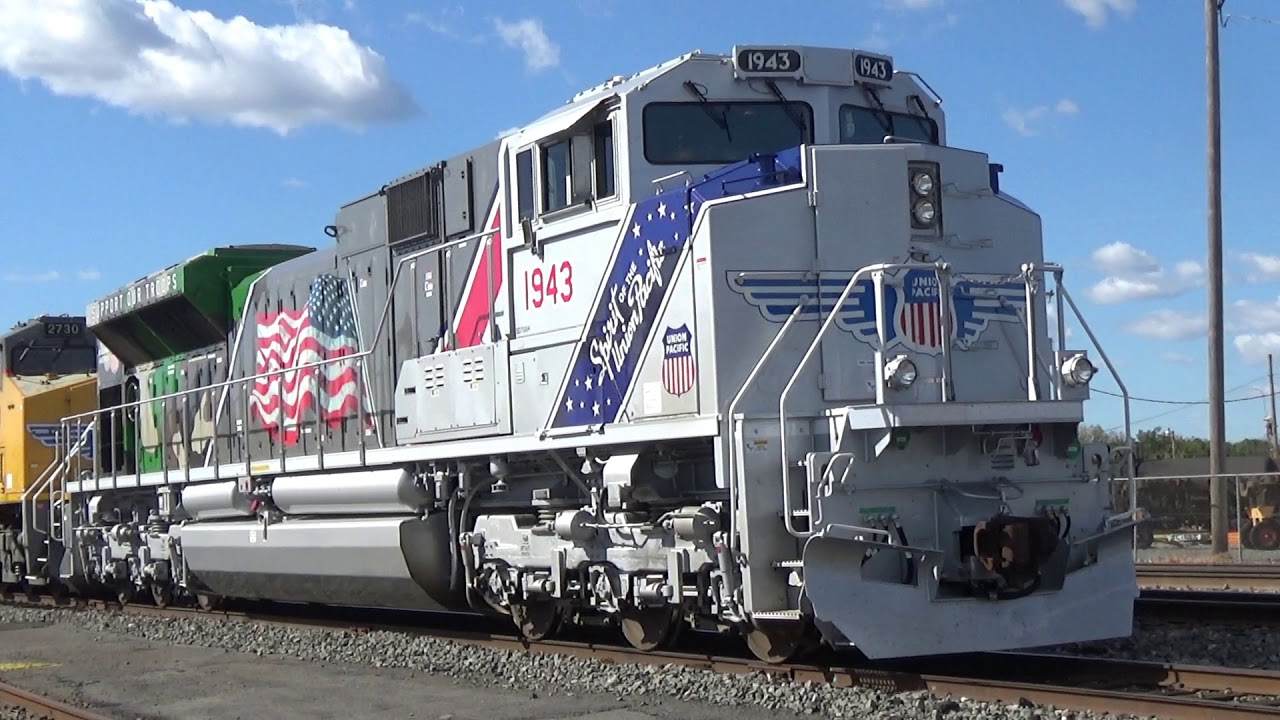up 1943 spirit of the union pacific youtube