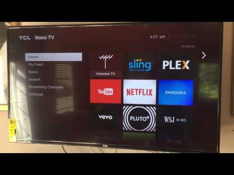 TCL Roku TV - Setting Up Live TV Pause/Playback (kind Of Record) Feature - TCL 55US57-W