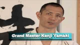 Grand Master Kenji Yamaki talks about how he got involved with Kara...