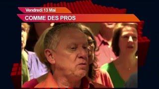 Grains de Phonie - reportage Canal Coquelicot mai 2016