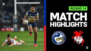 Eels v Dragons | Round 14 2020 | Telstra Premiership | NRL