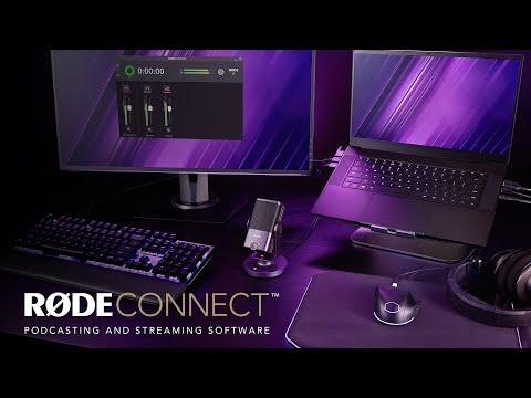 Using RØDE Connect For A Livestream