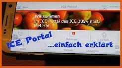 Filme gucken im ICE?? hier zeig ich Euch wie es geht - Review ICE Portal - Maxdome onboard