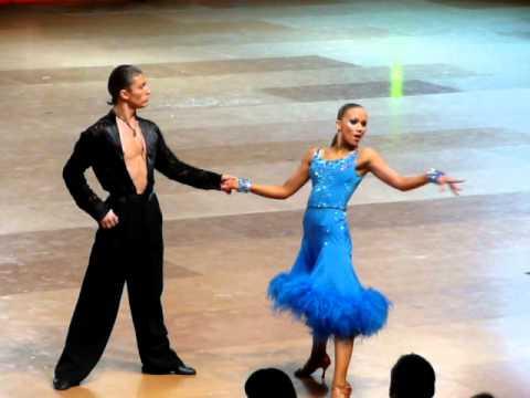 Mistrzostwa Polski LA 2011 - 1/2 jive - Kostiantyn Samarskyi i Agnieszka Kaczorowska