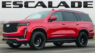 AMAZING! 2021 Cadillac Escalade Review