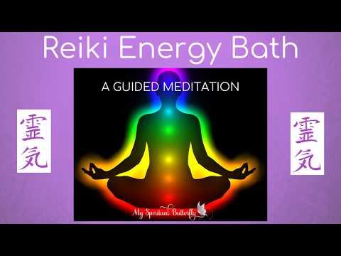 Reiki Meditation   Reiki Healing   Chakra Meditation   Guided Meditation   Reiki Energy Bath