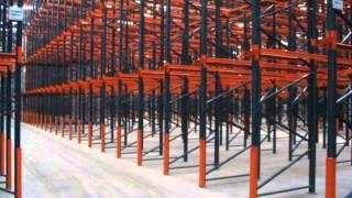 Sperrin Metal Storage Solutions  Pallet Racking Manufacturers