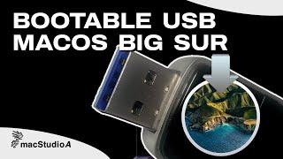 Create macOS Big Sur 11.5 USB Installer