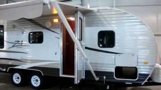 New Crossroads Z 1 211RD Travel Trailer Camper
