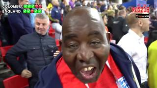[Must Watch] OMG, Robbie Loses It In Russia As England Win on Penalties! | World Cup 2018