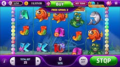 DEEP SEEK SLOT - Underwater ocean themed video slot machine - Slotomania Game