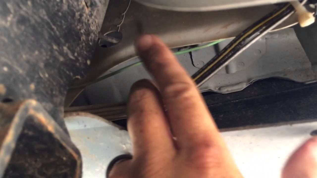 How NOT to install a trailer harness on a Subaru Outback - YouTube