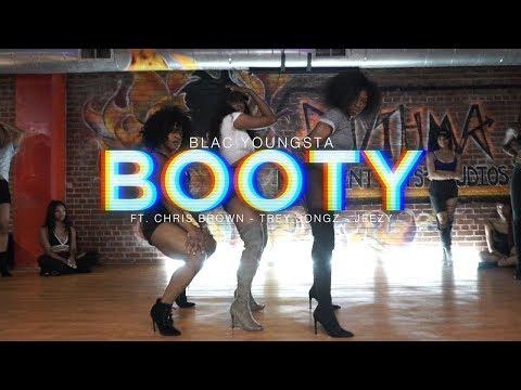 Blac Youngsta Ft. Chris Brown - Booty Remix x She'Meka Ann Choreography