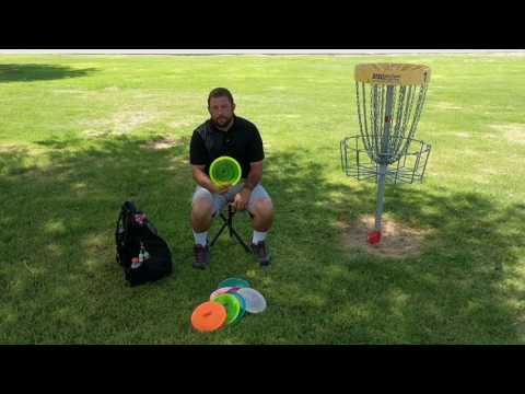 Las Vegas Disc Golf - In the Bag - Shawn Stokes