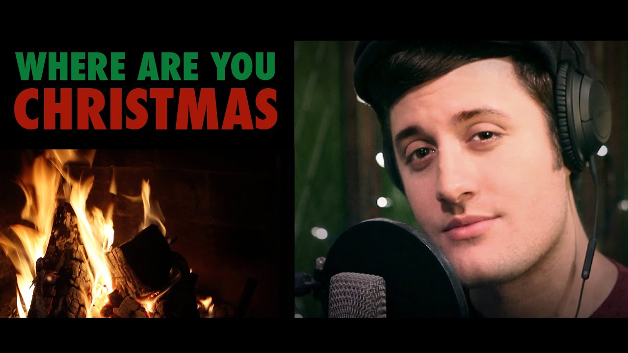 Where Are You Christmas - Faith Hill - The Grinch - Nick Pitera ...