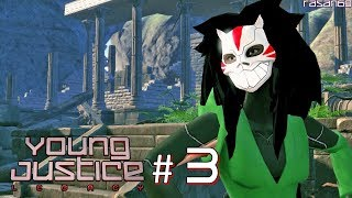 Young Justice Legacy [PC] walkthrough part 3
