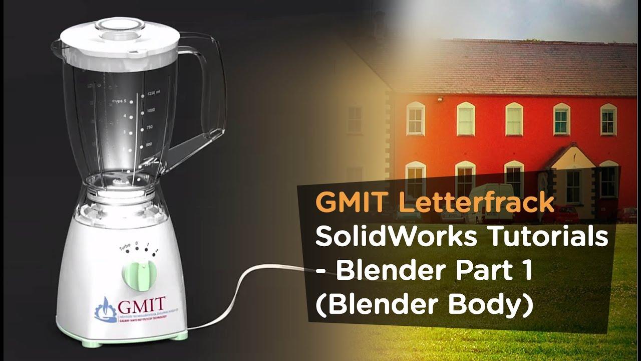 Solidworks To Blender