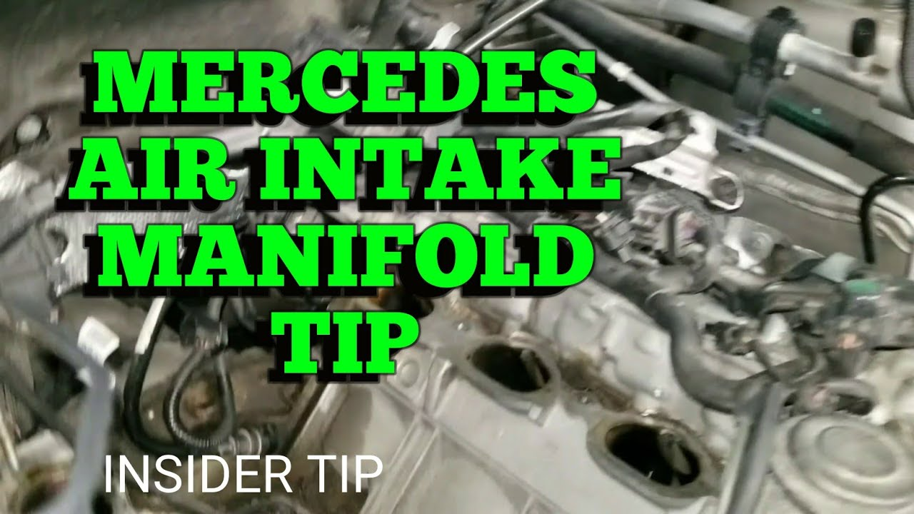 URO Parts 272 140 2401R-PRM Intake Manifold Repair Kit
