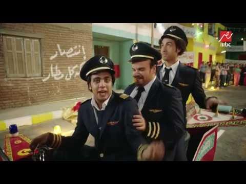 صد رد   شاهد لحظة تجربة أول طائرة مصرية