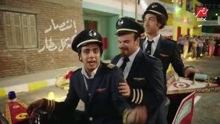 صد رد | شاهد لحظة تجربة أول طائرة مصرية