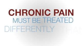 ways to manage chronic pain pami