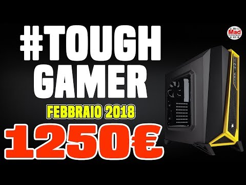 #ToughGamer: I5 8600K & MSI GTX 1060 Armor OC – Febbraio 2018