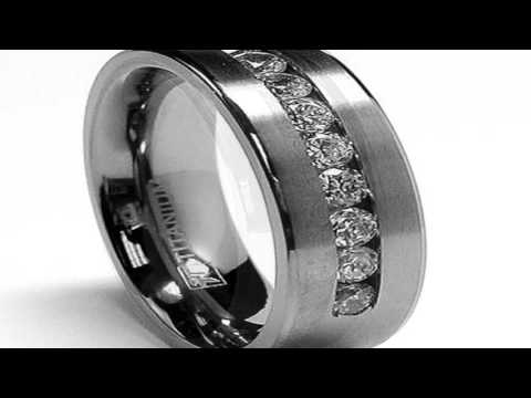 Mens Wedding Rings Latest Collection Of Rings Ideas Youtube