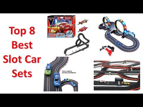 8 Best Slot Car Sets For Your Kids