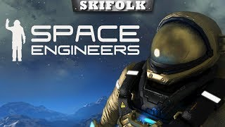 МАЙНКРАФТ ДЛЯ ВЗРОСЛЫХ ► SPACE ENGINEERS [1440p]