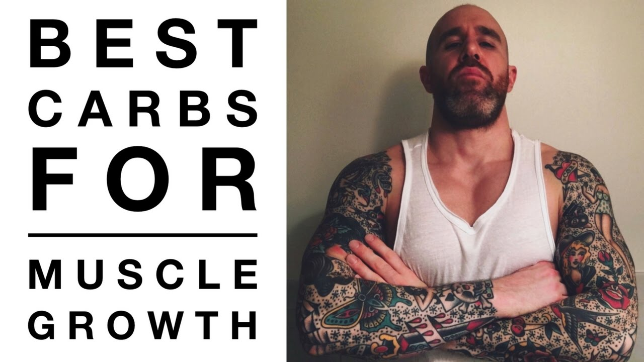 Best Carbs To Build Muscle Fast - YouTube