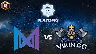 NIGMA ESPORTS vs VIKIN.GG (BO5) - WePlay! Bukovel Minor EU Qualifier