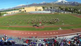 Nebo 2013 Competition - Grantsville Marching Band