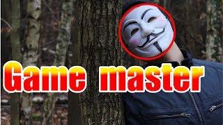 GAME MASTER verfolgt UNS im Wald !!! | Streichbrüder-Parodie | Different