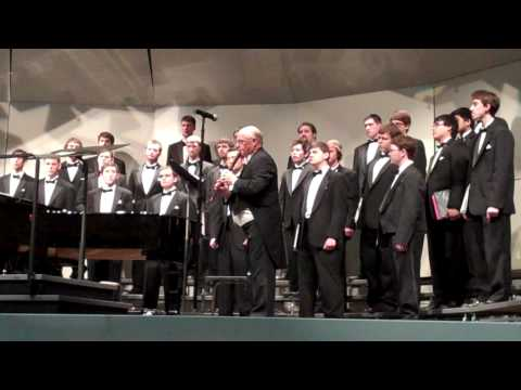 Tell My Father - Marquette University Chorus