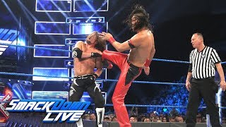 Download Video AJ Styles vs. Shinsuke Nakamura: SmackDown LIVE, July 10, 2018 MP3 3GP MP4