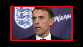 England boss Phil Neville fails to name current top scorer in the Supe