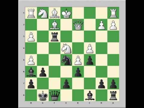 Nunn's Immortal: Beliavsky vs Nunn 1985