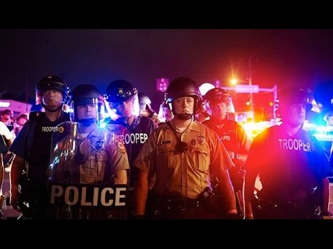 This Is What A Police State Looks Like - Ferguson Missouri