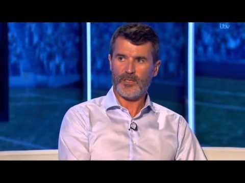 Roy Keane Destroying Arsenal